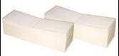 SYS4210 - 4,000 Fan Fold Labels