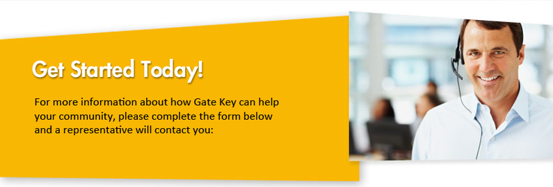 Gate Key Visitor Management